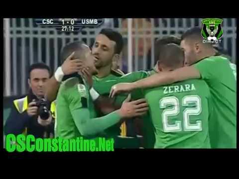 CSC 1 - USMB 1 : Les buts de la rencontre