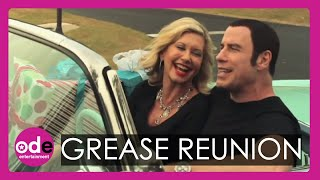 I Think You Might Like It: John Travolta & Olivia Newton-John reunite for Christmas