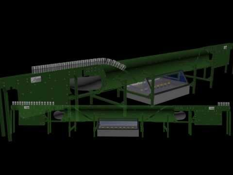 Alliance Industrial Vacuum Can Rinser Animation