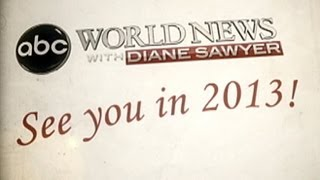 2012 at ABC's 'World News'