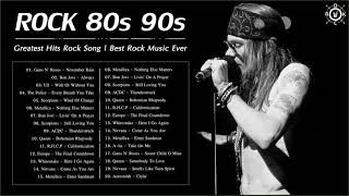 80s 90s Rock Playlist | Best Rock Songs Of 80s 90s