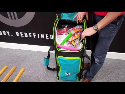 TON Elite Duffle Wheelie Bag (2017)