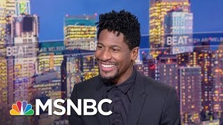 Colbert's Band Leader Jon Batiste Explains 'Make Jazz Great Again' | MSNBC