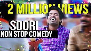 Soori Comedy Collection - Mapla Singam | Rajini Murugan | Kathu Kutti | Tamil Latest Comedy Scenes