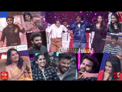 DHEE 13 Kings vs Queens quarter finals latest promo - 20th Oct 2021