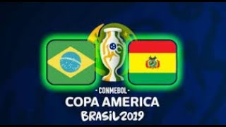 Live Brasil vs Bolivia | viver brasil vs. bolívia | Trực tiếp brasil vs bolivia | COPA AMERICA 2019