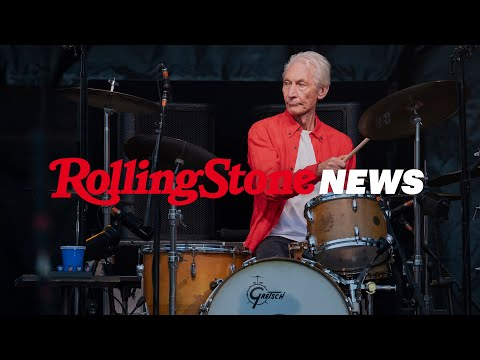 Rolling Stones' Charlie Watts Drops Out of U.S. Tour After Medical Procedure | RS News 8/5/21