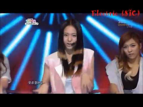 f(x) Krystal Nu abo (Shirts Lift Up) Sexy Compilation