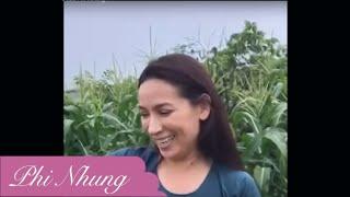 Vườn rau của Phi Nhung