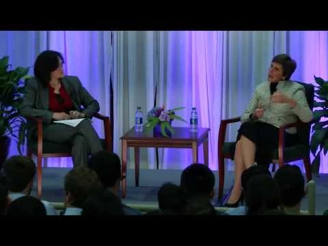 Kellogg Brave Leader Series - Irene Rosenfeld on Values - YouTube