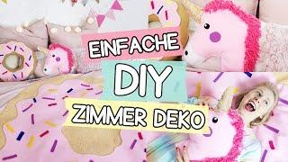 Selber machen deko video clip for Zimmer deko einhorn