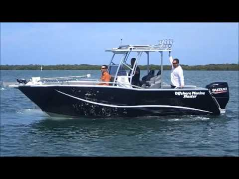 Offshore Marine Master Centre Console Beast