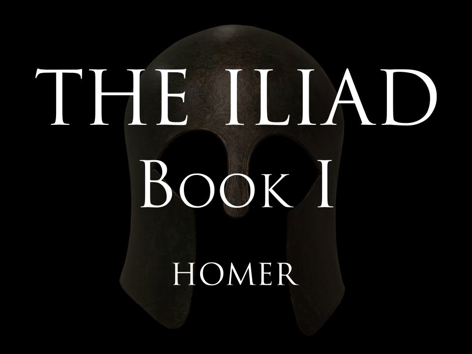 The Iliad of Homer (Pope)/Book 1
