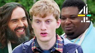 FUNNIEST Bits from Celeb Bake Off Series 2 with James Acaster, Big Narstie & More!