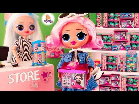Миниатюрные Игрушки для Куклы Лол Сюрприз - Магазин LOL SURPRISE Дома!