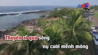 Tùy Hứng Lý Qua Cầu || Karaoke Nhạc Sống  || Hình ảnh Full HD || Âm thanh sống động Chất lượng cao