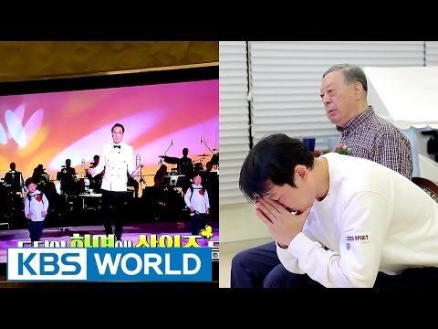 Sadness alert! Hwijae's true feelings he couldn't express [The Return of Superman / 2017.05.14]