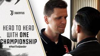 JUVE X ONE CHAMPIONSHIP | Wojciech Szczesny and Emre Can go head to head! 😤?