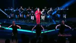 Bản Full HD màn trình diễn siêu hot của Sơn Tùng tại Đêm hội chân dài