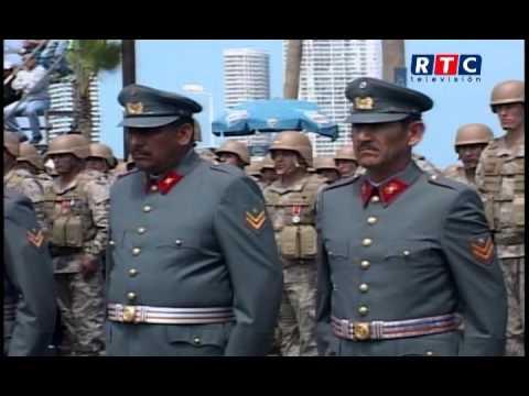 DESFILE DE FIESTAS PATRIAS IQUIQUE - RTC TELEVISIÓN 18 DE SEPTIEMBRE 2013
