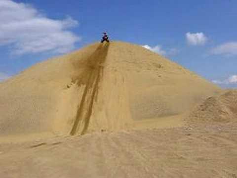 Raptor 660 hill climb Pit Quebec