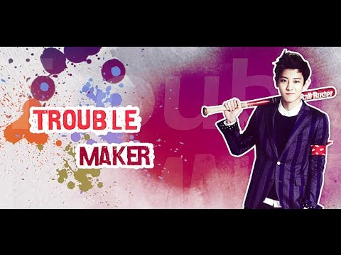 Chanyeol is a Real Troublemaker 2014 +[Mistakes]