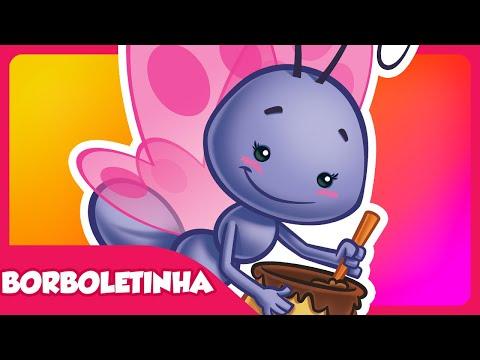 Baixar Borboletinha - DVD Galinha Pintadinha 2 - Desenho Infantil
