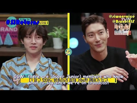 [ENGSUB] 171013 tvN Life Bar EP40 cut - Super Junior teamkill
