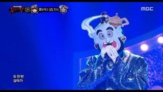 [3round] 'Jinie' - Breath , '지니' - 숨 복면가왕 20190721