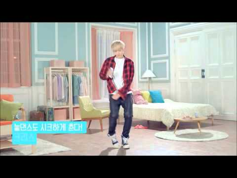 EXO - Dance cute