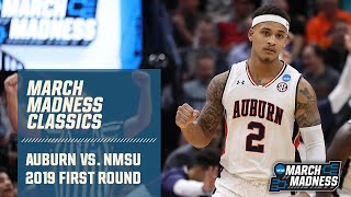 Auburn vs. New Mexico State: 2019 NCAA tournament | FULL GAME