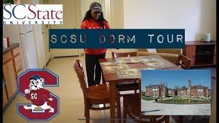 HBCU COLLEGE DORM TOUR   SCSU