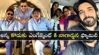 Akkineni family pics go viral..