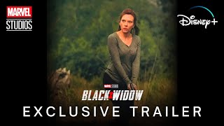 BLACK WIDOW (2021)   NEW EXCLUSIVE TRAILER   Marvel Studios & Disney+ Premier Access