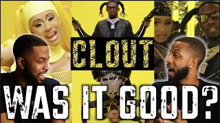 """OFFSET (FEAT. CARDI B) """"CLOUT"""" OFFICIAL MUSIC VIDEO 