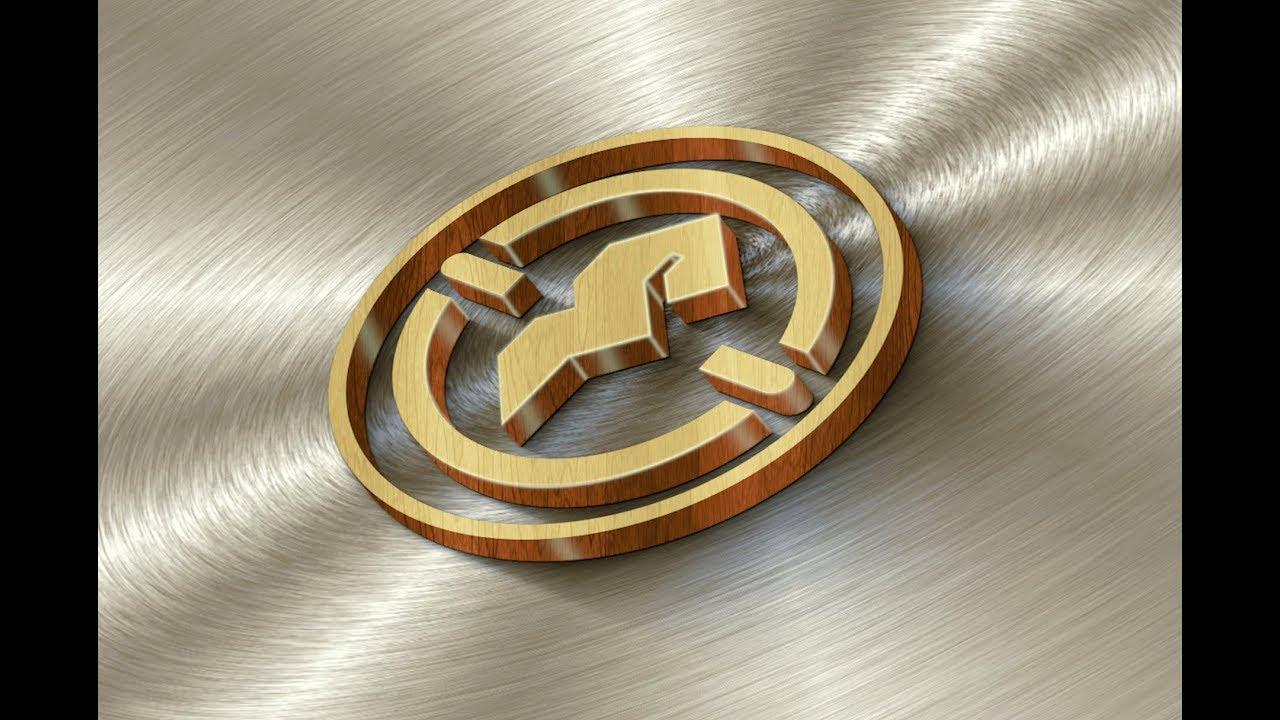 Gimp Tutorial Logo Design / 3D /Photoshop Alternative