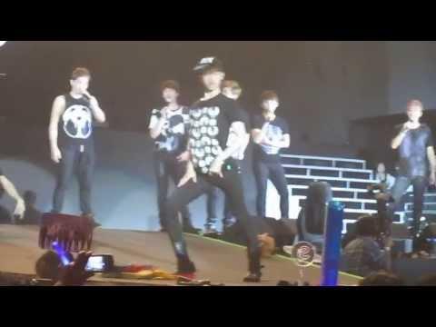 SS5 Peru -  Eunhyuk bullying Donghae