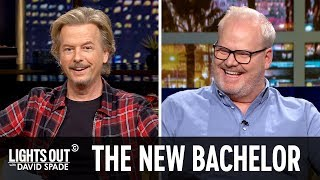 The New Bachelor (feat. Jim Gaffigan) - Lights Out with David Spade