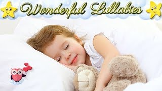 Super Relaxing Baby Musicbox Lullaby ♥ Best Bedtime Melody For Kids ♫ Good Night Sweet Dreams
