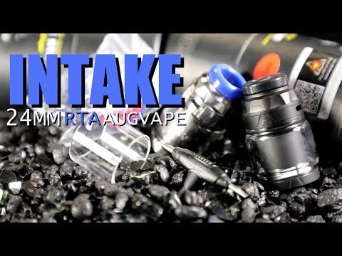 video Augvape Intake 24mm Rta