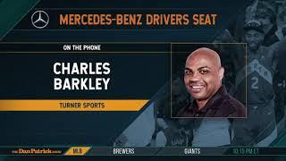 Charles Barkley Talks NBA Finals, Kawhi, Klay & More with Dan Patrick   Full Interview   6/14/19