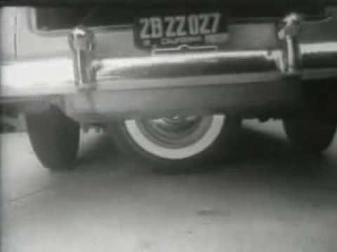 Концепт на паркирање од 1950та