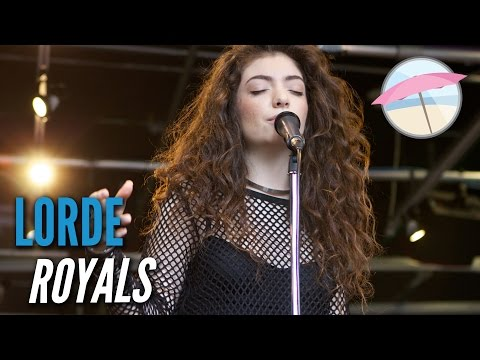 Baixar Lorde - Royals (Live at the Edge)
