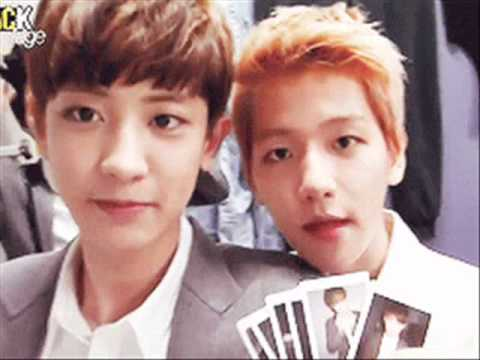 Chanbaek - So Cute