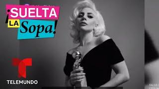 Platicamos con Lady Gaga y Bradley Cooper | Suelta La Sopa | Entretenimiento