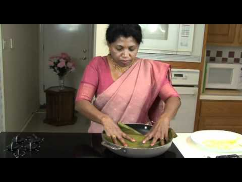 """Kerala Fish Curry """"Meenpollichathu"""" """"Meen Pollichathu"""""""