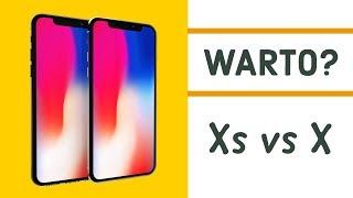 Wymiana iPhone Xs vs X - warto?