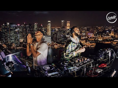 The Martinez Brothers at CÉ LA VI Marina Bay Sands for Cercle