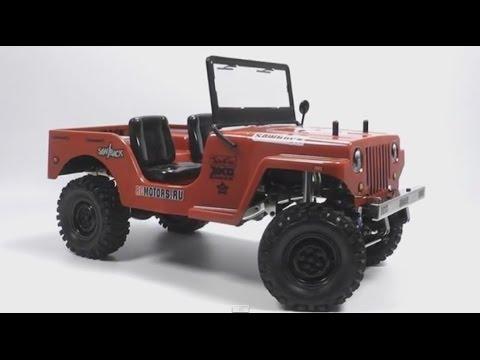 Видео-обзор модели G-Made Sawback от RCMOTORS.RU