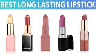 Best Long lasting lipstick | Best Lipstick Brand 2019